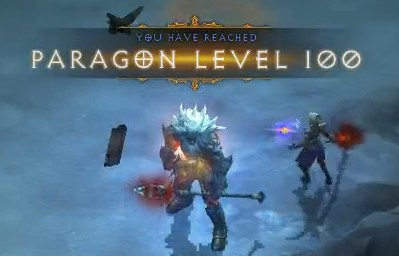 Alkaizer at Paragon Level 100
