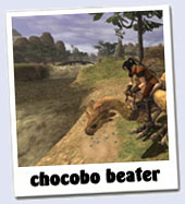 Chocobo Digging in Final Fantasy XI