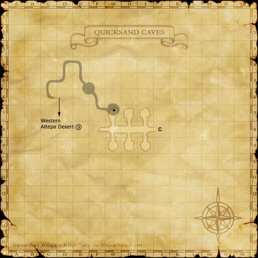 Mob: Diamond Daig - Final Fantasy XI - somepage com